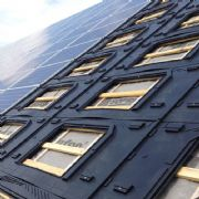 PLUG-IN SOLAR ROOF INTEGRATION 1KW 4 PANEL KIT